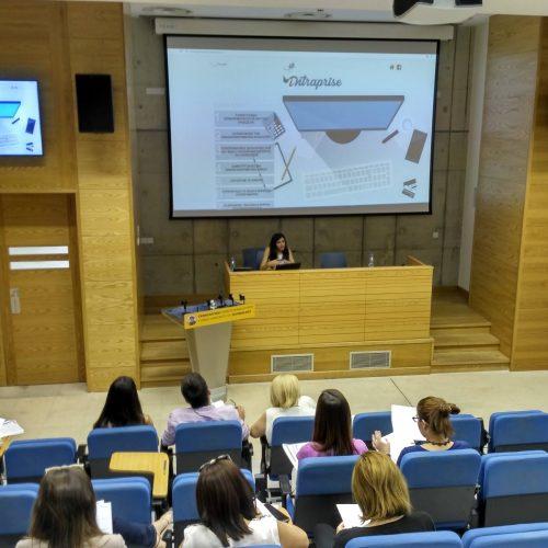 El intraemprendimiento y su importancia para las empresas TIC – Conferencia final en NICOSIA (Chipre) #INTRAPRISE