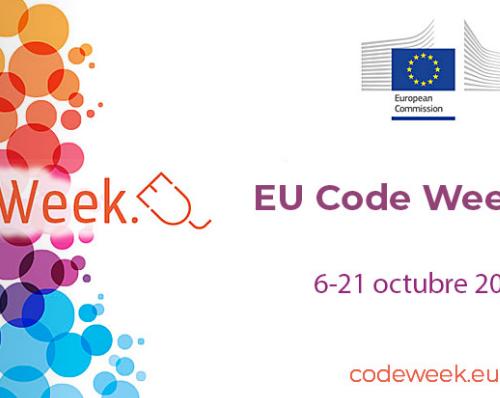 Llega la Semana Europea de la Programación 2018. #LIFT #Code-n-Social #codeweek