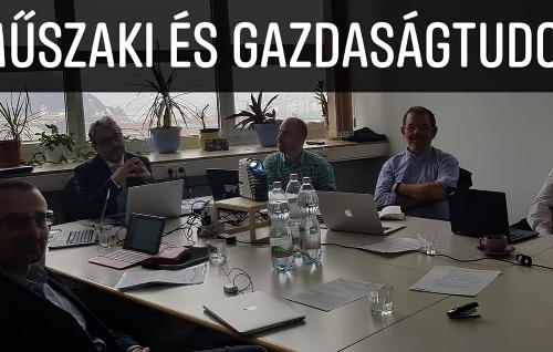 Participamos en Budapest en la primera reunión del proyecto DUCK #comunicación #datos #innovación