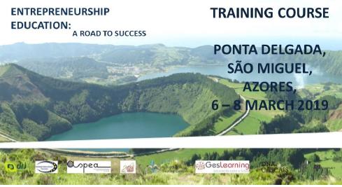 Participamos en la reunión del proyecto #educacionemprendedora 7/03 en la Isla de S. Miguel (Azores)