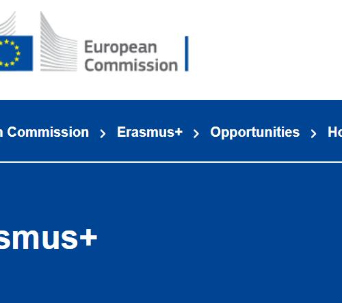 Cuenta atrás para la presentación de Propuestas ERASMUS + 21/03/2019