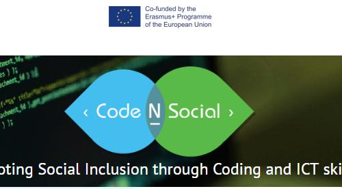 El curso de programación en línea CODE-N-SOCIAL ya está disponible