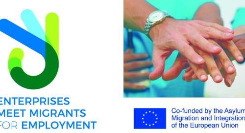 EMME, inclusión laboral de inmigrantes, formación profesional y apoyo a empresas