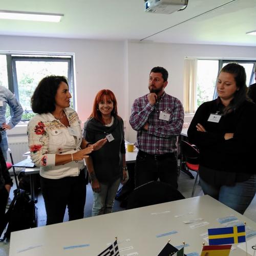 Exitoso evento de formación de KNOW HUB en Killarney (IE) – #educacióndeadultos
