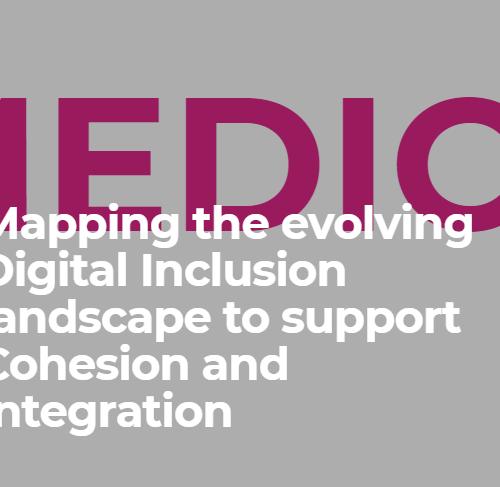 Participamos en el webinar del PROYECTO MEDICI #digitalinclusion