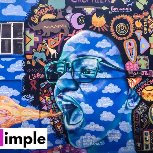 Nos reunimos virtualmente con los socios del proyecto SIMPLE #integracionsocial #immigrantes